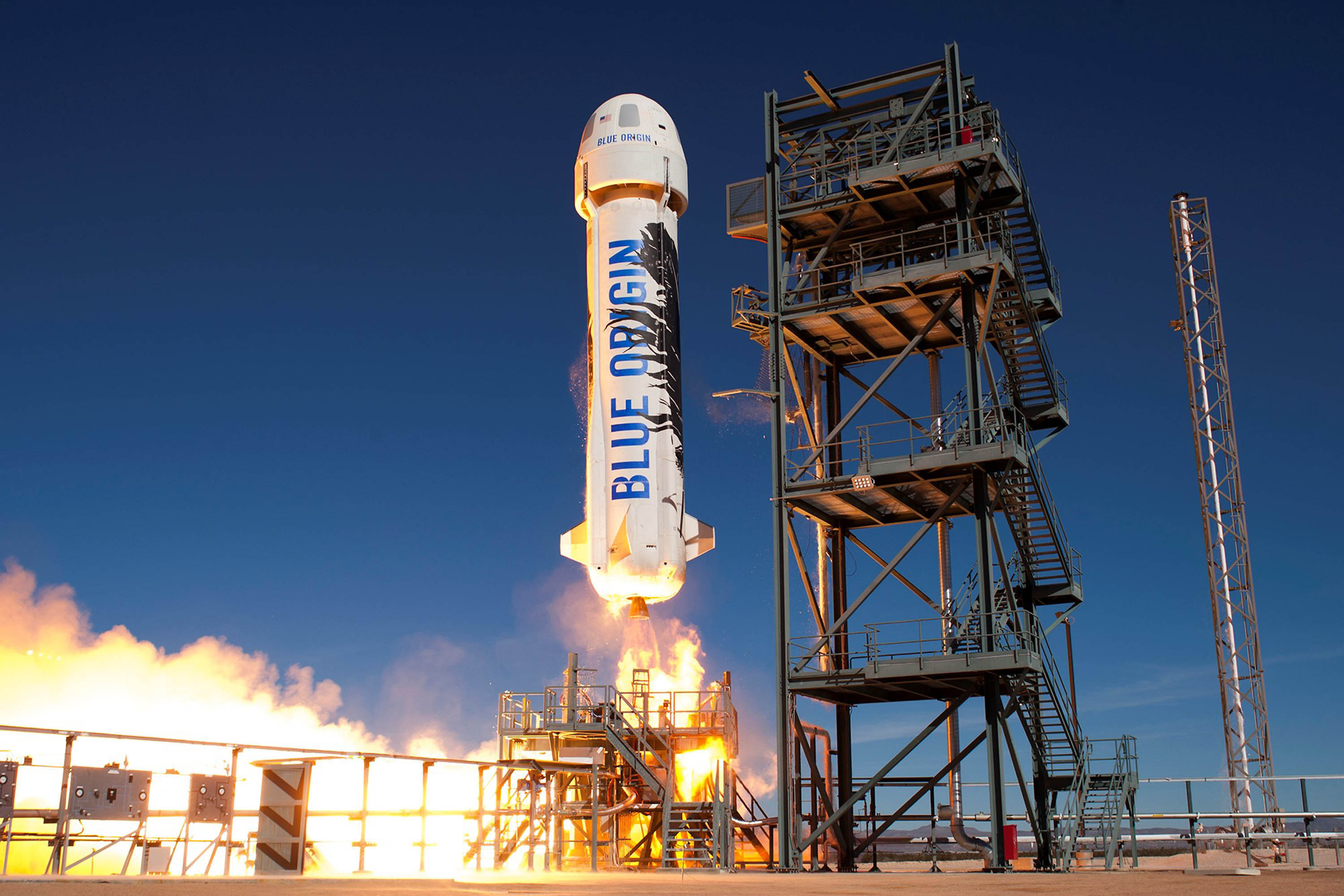BlueOrigin_NewShepard_Launch